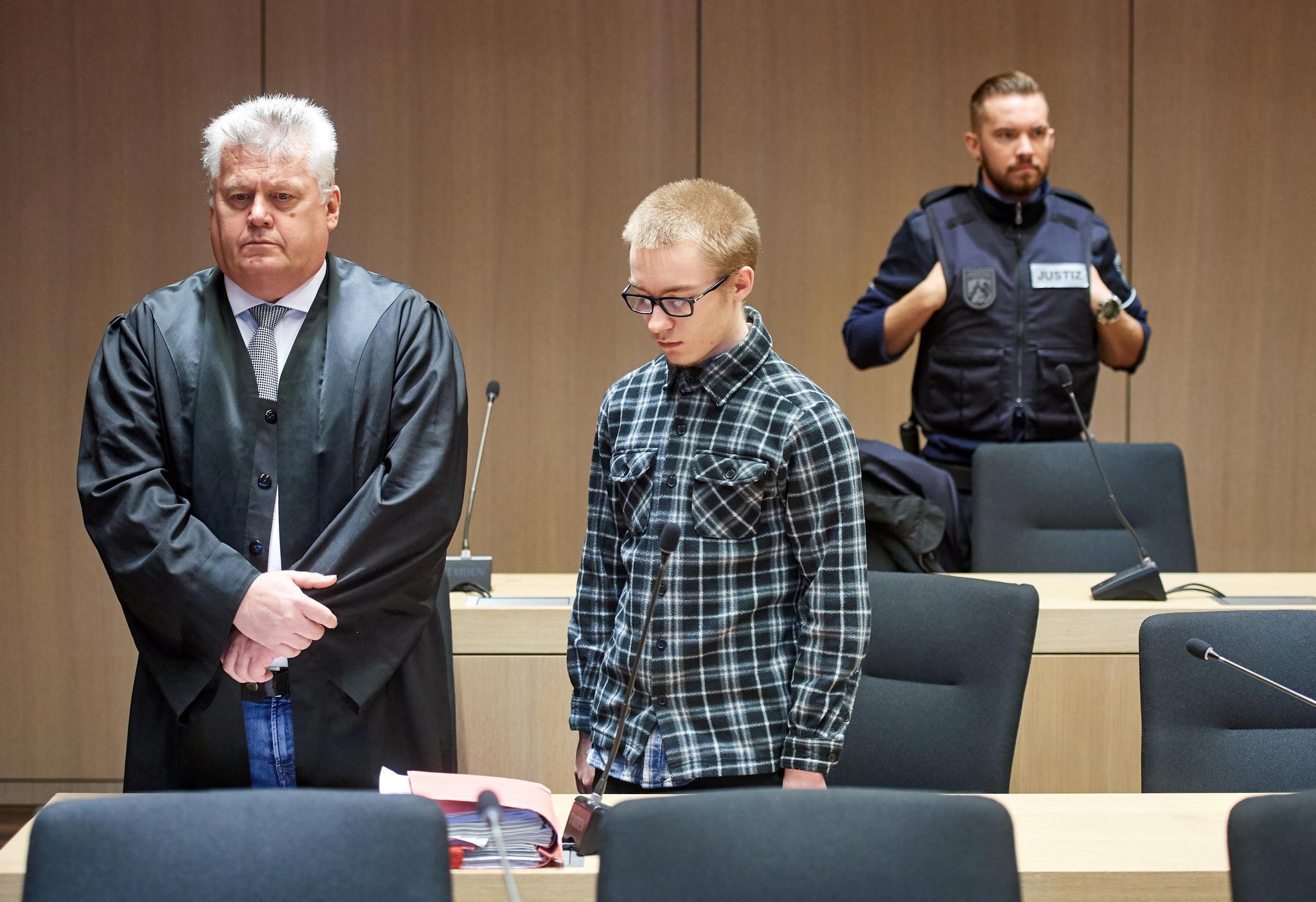 Doppelmord von Herne Marcel H zu lebenslanger Haft verurteilt