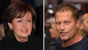 Gisela Friedrichsen und Til Schweiger diskutierten bei Markus Lanz über die Vorwürfe gegen Regisseur Dieter Wedel
