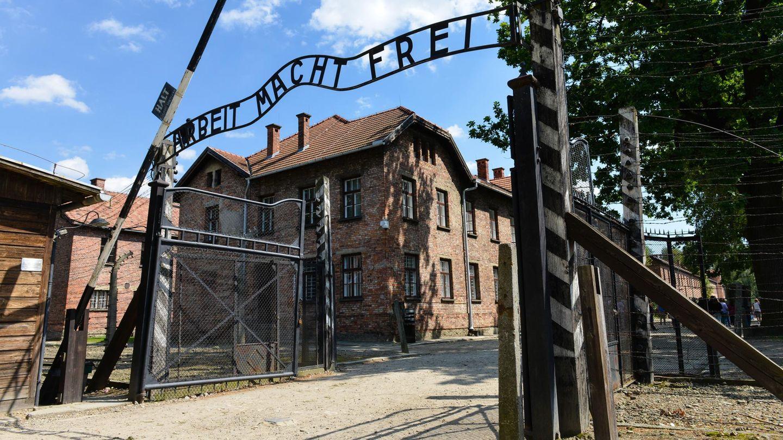 Holocaust Auschwitz Polen