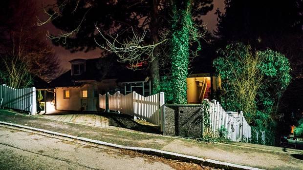 In diesem Haus am Rande von Staufen lebte Berrin T. mit ihrem Sohn – und mit dem einschlägig vorbestraften Christian L.