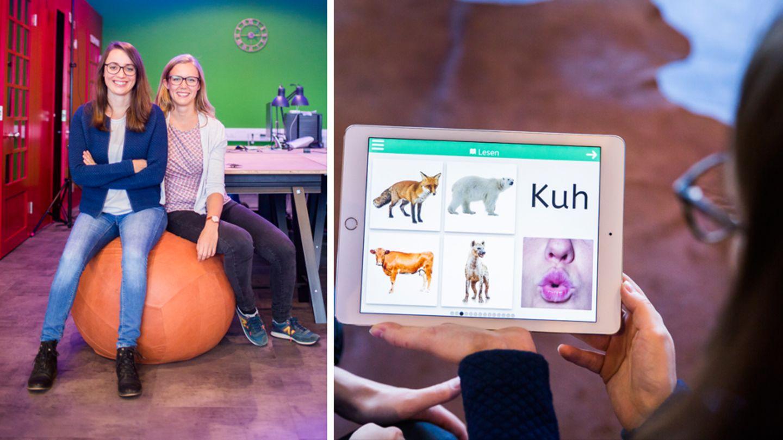 Diese App erleichtert die Therapie von Menschen mit Sprachstörung