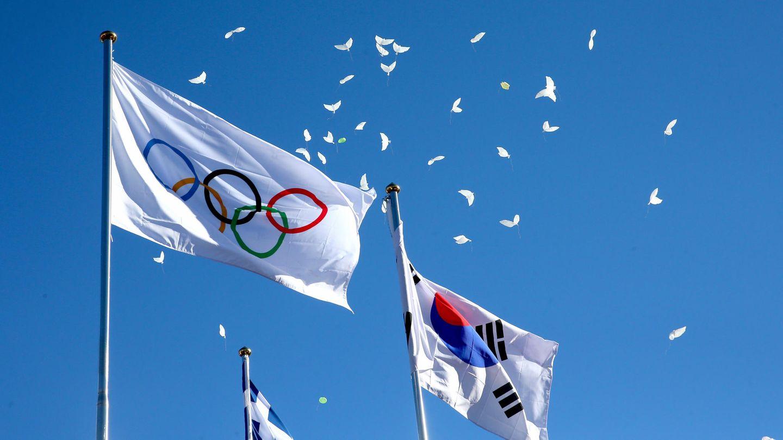 Frieden für Südkorea Pyeongchang