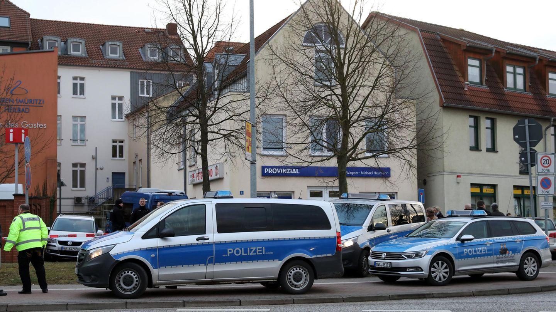 Waren: Nach Schüssen auf Anwältin angeblich Verdächtiger festgenommen