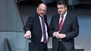 SPD Martin Schulz