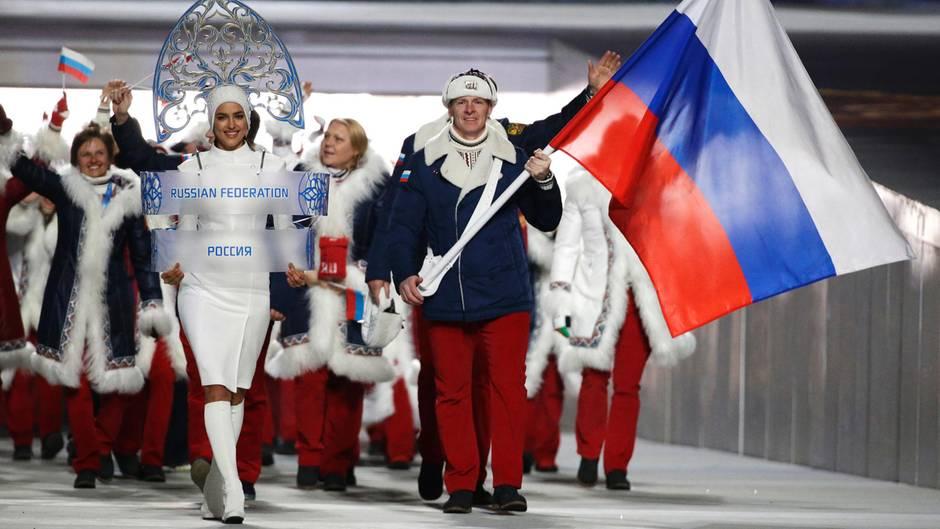 IOC Russland Doping-Skandal