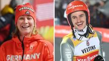 Claudia Pechstein, Richard Freitag