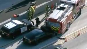 Autopilot-Fail: Unfall eines Teslas in Kalifornien