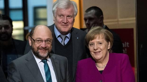 Worauf sich SPD und Union schon einigen konnten - und wo noch verhandelt wird