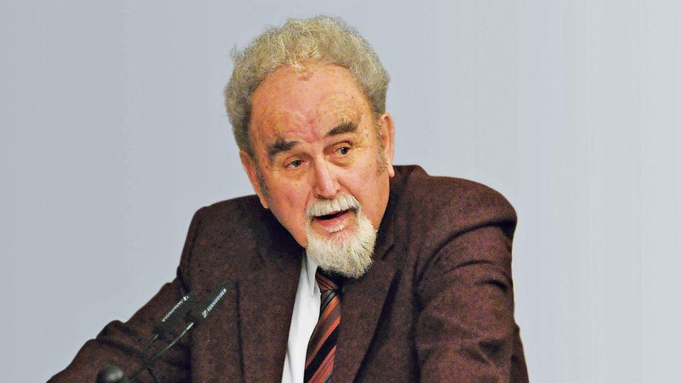 """Bruno Schnell war Herausgeber und Verleger der """"Nürnberger Nachrichten"""""""