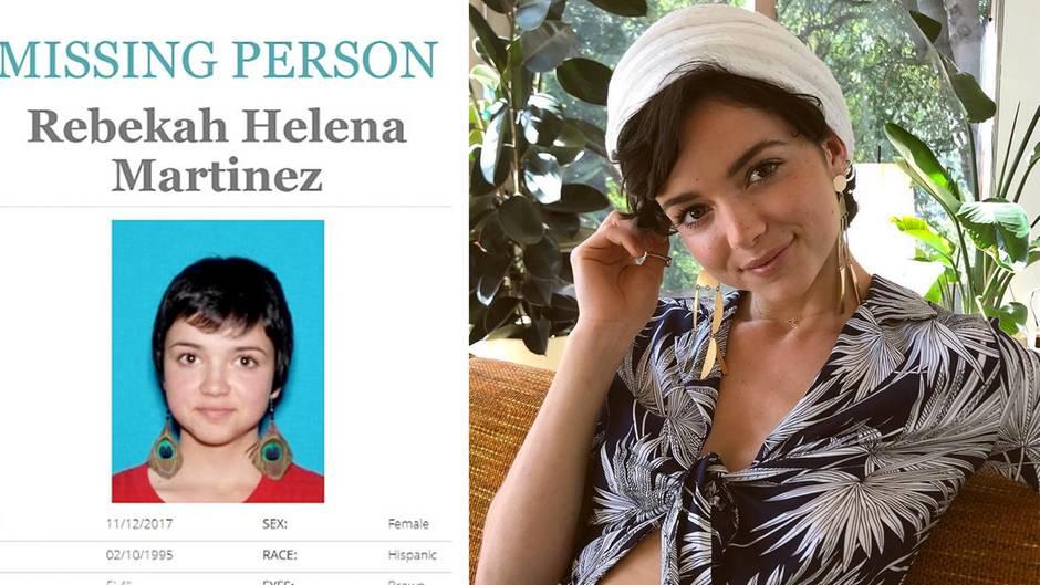 Rebekah Martinez: Vermisste Frau bei The Bachelor wieder aufgetaucht