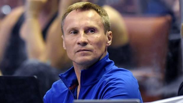 Valeri Liukin, Cheftrainer des US-Frauenteams, ist zurückgetreten