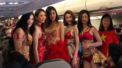 Vietjet: Airline im Shitstorm: Bikini-Parade für Fußballteam sorgt für Ärger