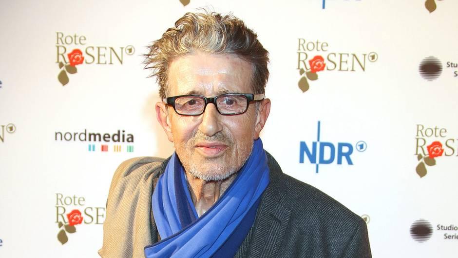 Rolf Zacher am 8. Februar 2017 bei der Verleihung des Askania Awards in Berlin
