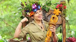 Dschungelcamp 2018: Jenny Frankhauser ist Dschungelkönigin 2018