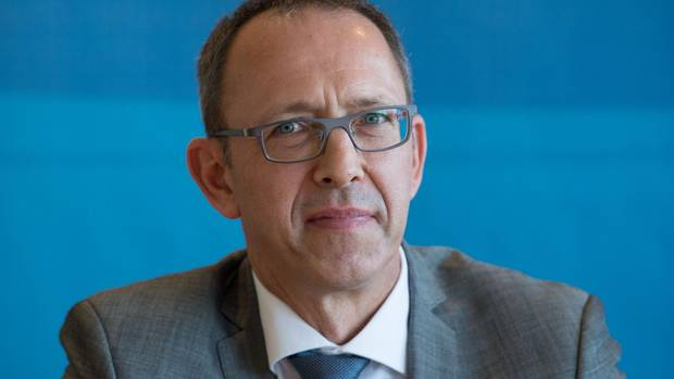 Jörg Urban, Fraktionsvorsitzende der Alternative für Deutschland (AfD)
