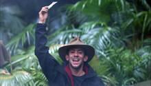 Daniele Negroni im Dschungelcamp