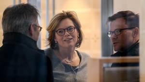 Julia Klöckner, Achim Post und Carsten Schneider