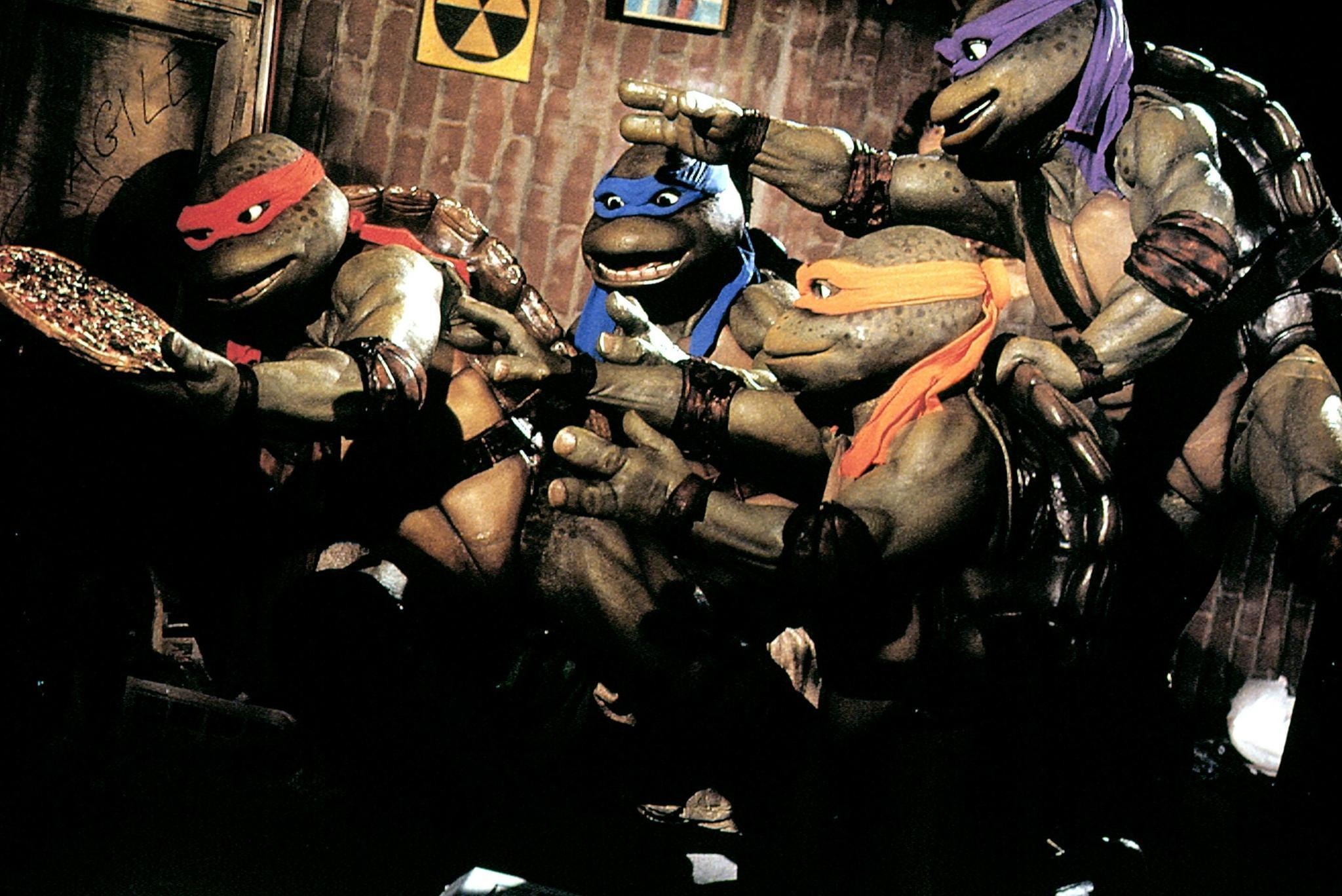 Peta: Teenage Mutant Ninja Turtles sollen vergane Pizza essen | NEON