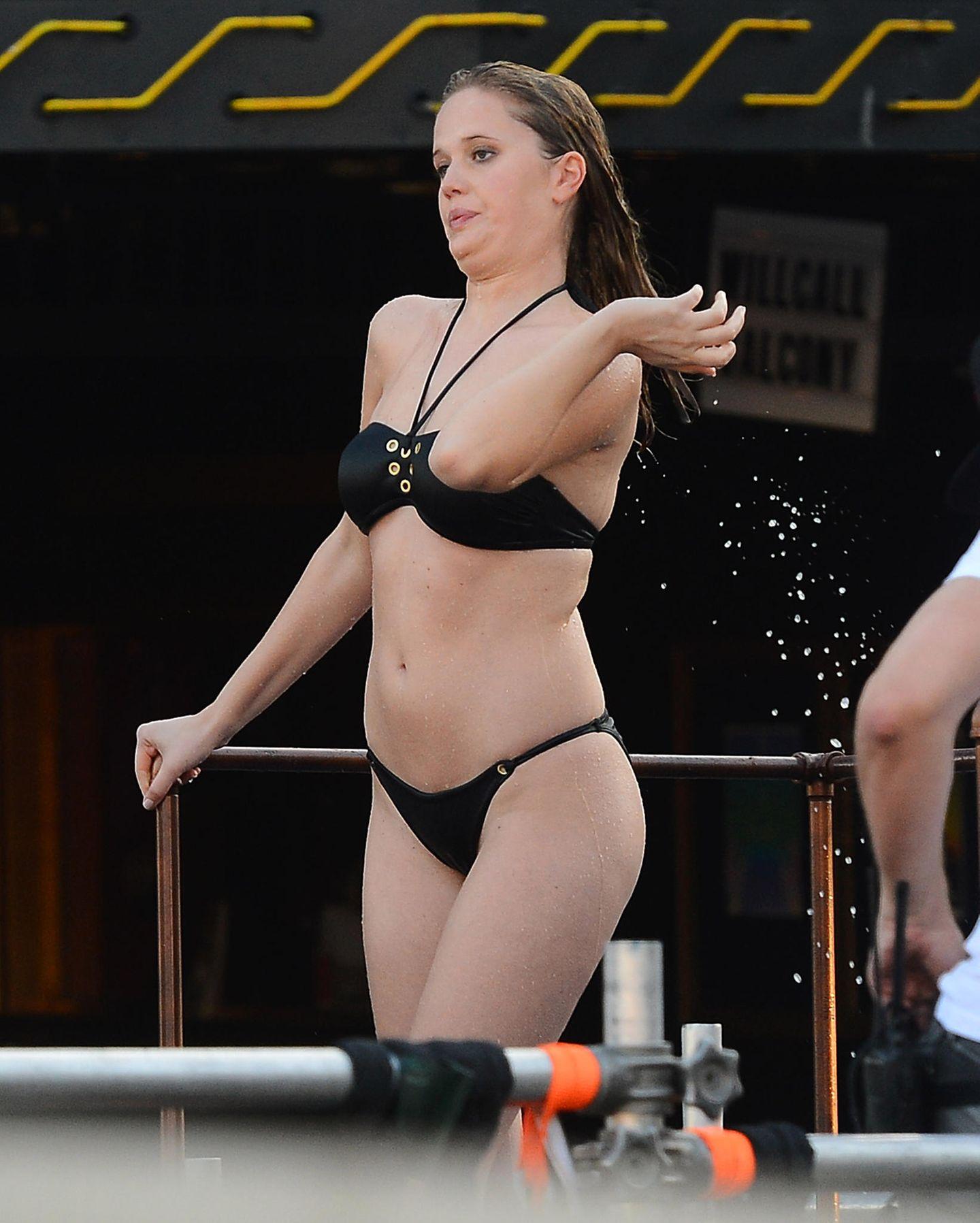 Gntm Bikini Shooting