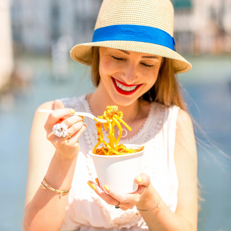 Weiße Diät verbotenes Essen