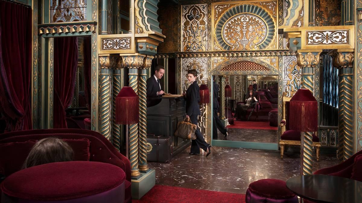 Maison Souquet Paris: Vom Bordell zum Hotel - das