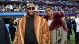 Rapper Sean Combs (Diddy) und sein Sohn Christian Combs