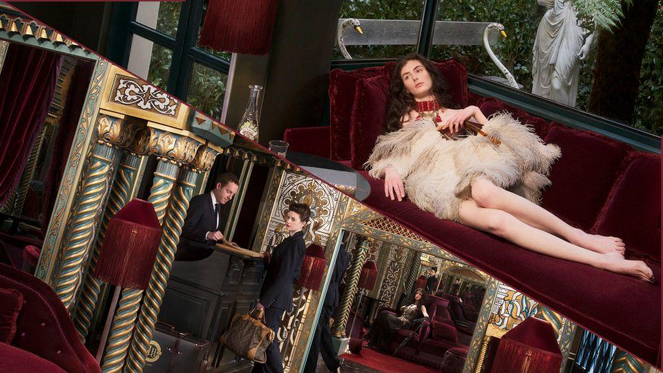 Maison Souquet in Paris: Vom Bordell zum Hotel: So sieht das romantischste Hotel der Welt aus
