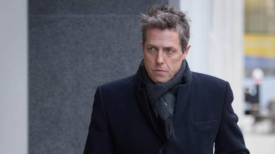 Hugh Grant vor Gericht