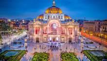 Mexiko-Stadt feiert endlich seine kulturellen Wurzeln