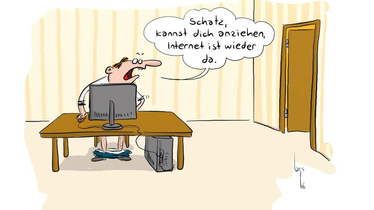 Cartoons Von Mario Lars Von Frauen Und Mannern Stern De