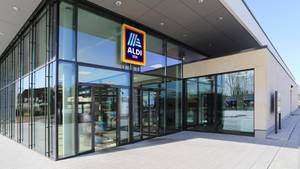 Aldi Süd - Backautomaten - Backwaren