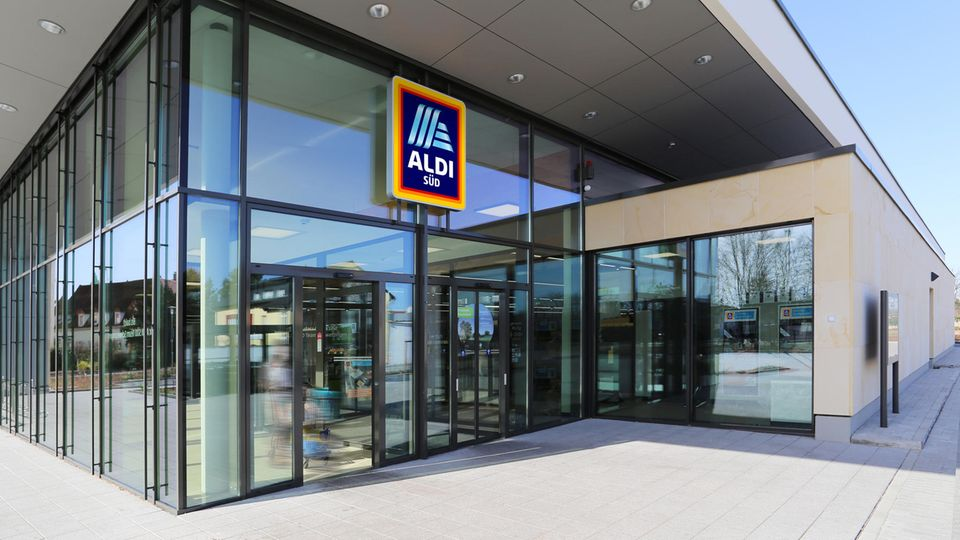 Aldi Süd - Backautomaten - Backwaren