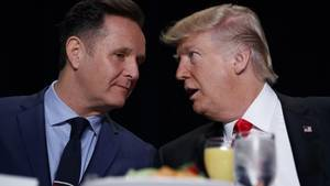 """""""National Prayer Breakfast"""": Auf Kaffee und Kuchen mit Donald Trump – und die AfD ist auch dabei"""