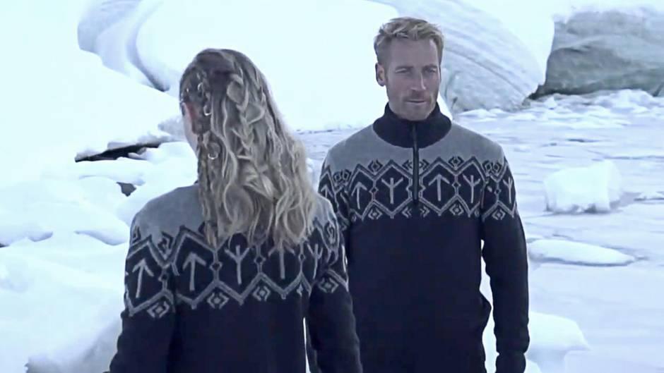 Winterspiele 2018: Skandal in Norwegen - auf den Olympia-Pullovern befinden sich Nazi-Symbole