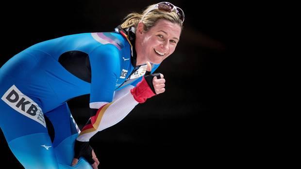 Claudia Pechstein Olympia 2018