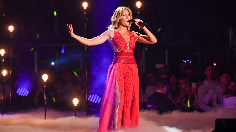 Im Januar stand Helene Fischer für eine ARD-Sendung im Berliner Velodrom auf der Bühne