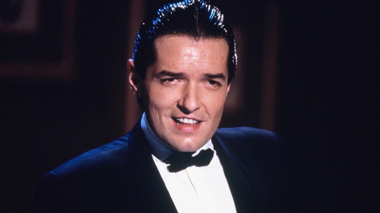 Der österreichische Musiker Falco ist zu sehen