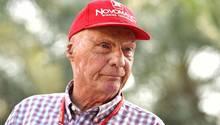 """Niki Lauda im stern: """"Weltmeister werden ist einfacher, als eine Airline zu führen."""""""