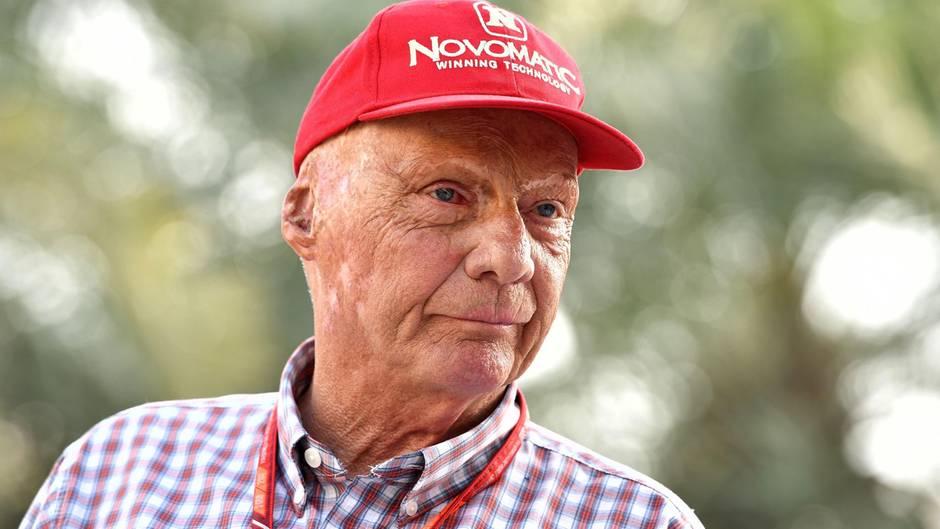 Niki Lauda Im Stern Weltmeister Werden Ist Einfacher Als Eine