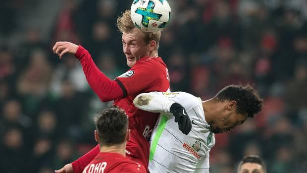 DFB Pokal Bayer Leverkusen Werder Bremen