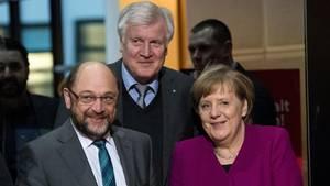 Große Koalition: Union und SPD erzielen Durchbruch bei Verhandlungen