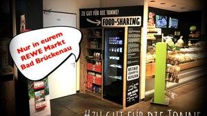 Rewe - abgelaufene Lebensmittel - Foodsharing - Mindeshaltbarkeitsdatum - Teaser