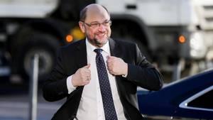 SPD-Chef Martin Schulz wird womöglich Außenminister