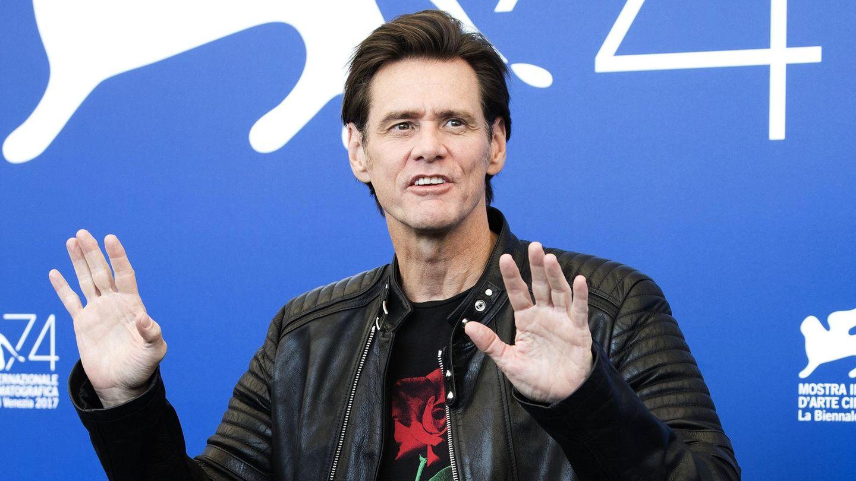 Jim Carrey löscht sein Facebook-Profil
