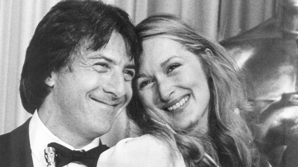 """1979 drehte sie mit Dustin Hoffman """"Kramer gegen Kramer"""". Hoffman wurde am Set übergriffig, wofür er sich später entschuldigte"""