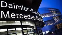 Bei Daimler stehen rechte Arbeitnehmervertreter unter Nazi-Verdacht