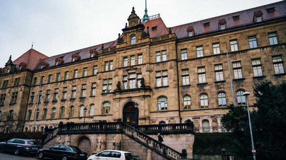 Das Landgericht Tübingen, in dem der Fall verhandelt wurde