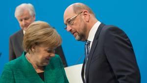 """""""Abschiedstournee von Angela Merkel"""": Die Reaktionen auf die Einigung auf eine Große Koalition"""