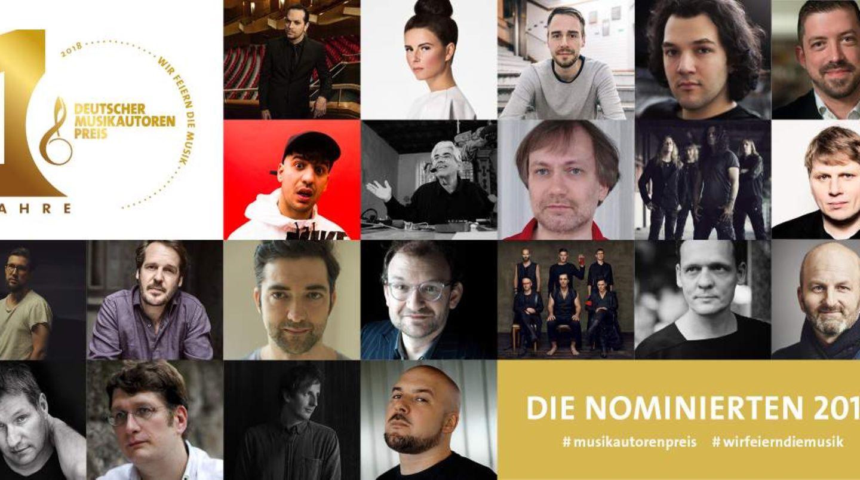 Deutscher Musikautorenpreis