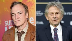 Quentin Tarantino, Roman Polanski